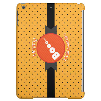 Case for ipad air with halloween design.