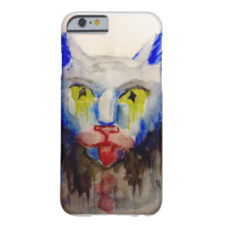 Case for iphone 6 crazy cat