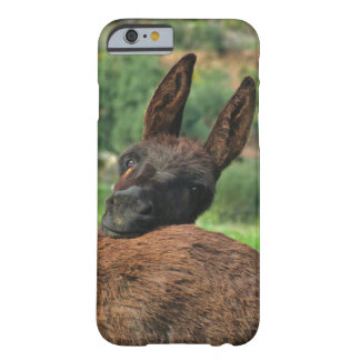 Case: Happy Donkey Barely There iPhone 6 Case