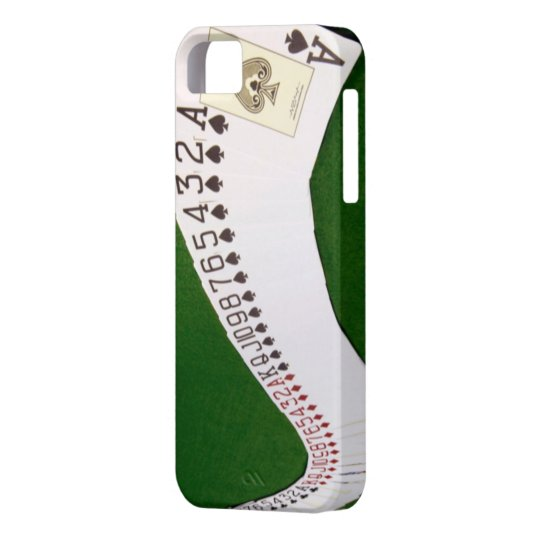 "CASE iPhone 5 ""POKER """