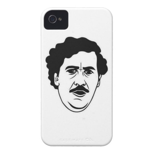 Case iPhone Pablo Emilio Escobar Gaviria