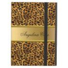 Case Leopard Gold add Name