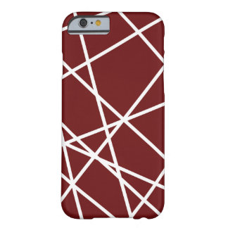 Case-Mate Barely There iPhone 6/6s Case WHITE ABST