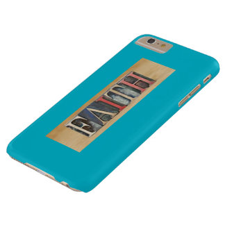 Case-Mate Barely There iPhone 6 Plus Case