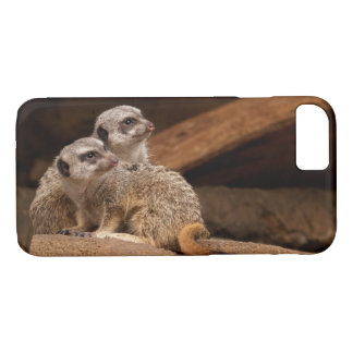 Case-Mate Barely There iPhone 7 Case Meerkat