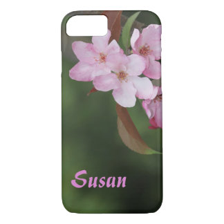Case-Mate Barely There iPhone 7 Case Pink Flowers