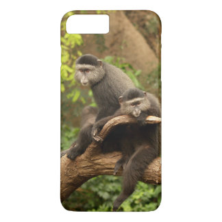 Case-Mate Barely There Plus iPhone 7 Case Monkeys