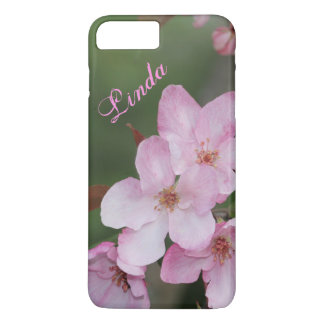 Case-Mate Barely There Plus iPhone 7  Pink Flowers iPhone 7 Plus Case
