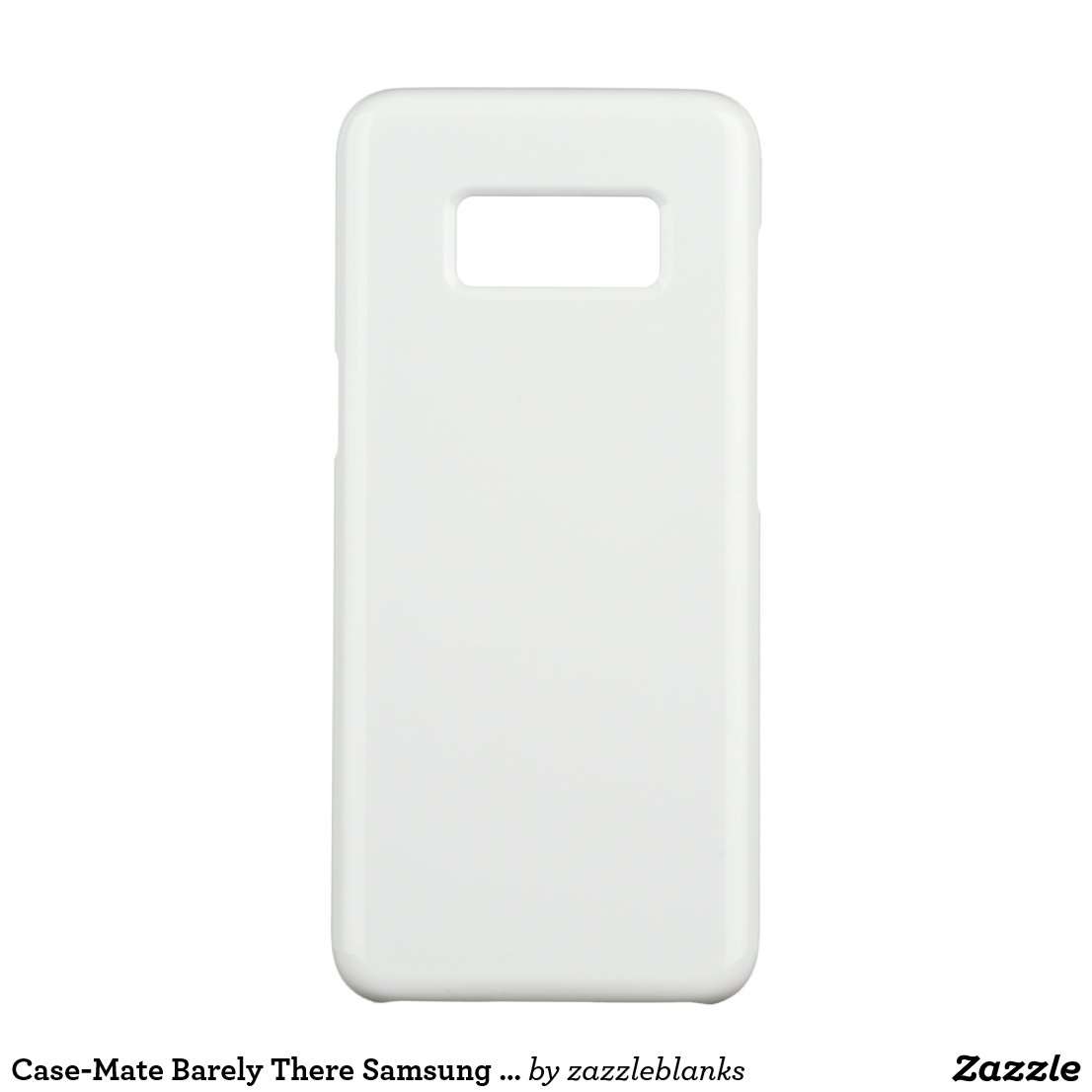 Case-Mate Barely There Samsung Galaxy S8 Case
