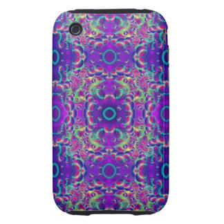 Case-Mate iPhone 3G/3GS Psychedelic Visions Tough iPhone 3 Covers