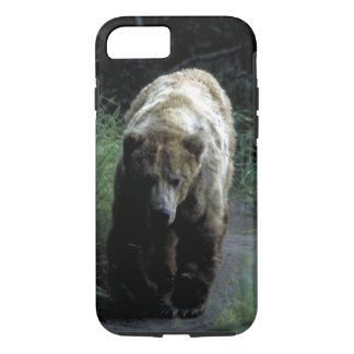 "Case - Mate tough for iPhone 7 ""Grizzly bear"""