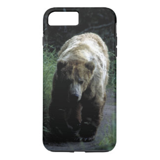 "Case - Mate tough for iPhone 7+ ""Grizzly bear"""