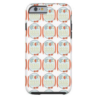 Case-Mate Tough iPhone 6/6s Case - BABY OWL Tough iPhone 6 Case