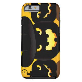 Case-Mate Tough iPhone 6/6s Case/Pumpkin Tough iPhone 6 Case