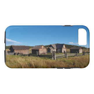 Case-Mate Tough iPhone 7 Case Log Cabin Historic