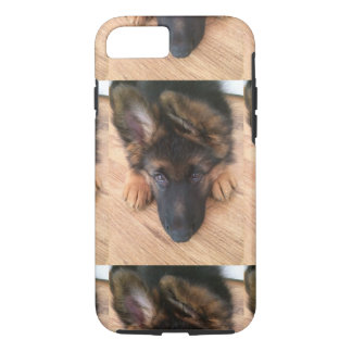 Case-Mate Tough iPhone 7 Case with puppy picture