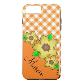 Case-Mate Tough Plus iPhone 7 Case Yellow Flower