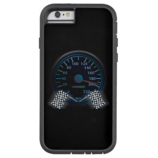 Case-Mate Tough Xtreme iPhone 6/6s Case SPEEDOMETE