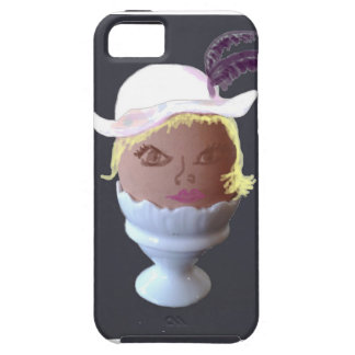 Case-Mate Vibe iPhone 5 Case: Eggcentric Egg