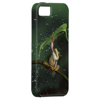 Case-Mate Vibe iPhone 5 Case, Red Eyed Tree Frog Case For The iPhone 5