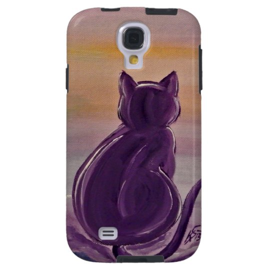 Case Mate Vibe Samsung Galaxy S4 Case - Lav. Cat
