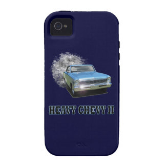 Case-Mate With Chevy II Drag Racing Design iPhone 4/4S Case
