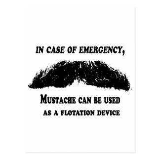 Case Of Emergency Postcard