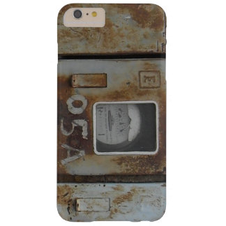 Case rusty steel barely there iPhone 6 plus case
