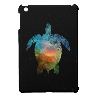 Case Savvy Glossy iPad Mini Case Sea Turtle
