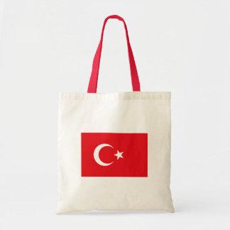 Case Turkish flag Tote Bag