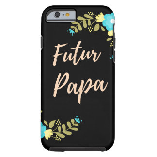 "Case with cellular ""Future Dad """