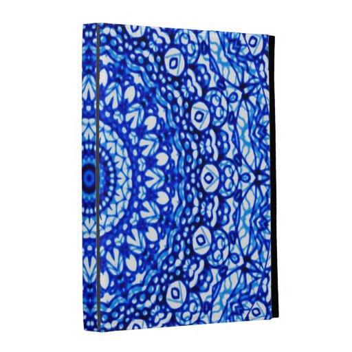 Caseable iPad Folio Mandala Mehndi Style G403 Ipad Cases