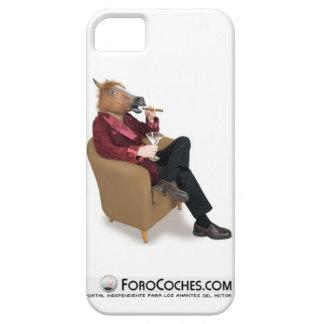 Caser crazy horse iPhone 5 case