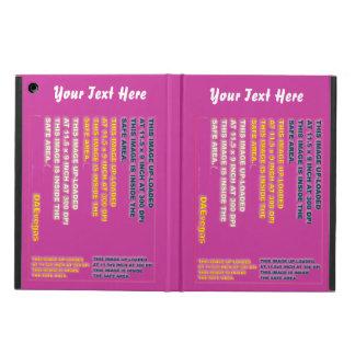 Cases iPad Air, Mini, and 2/3/4, Customize iPad Air Cover