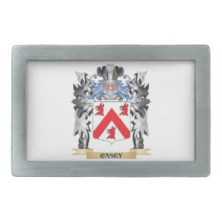 Casey Coat of Arms - Family Crest Belt Buckles