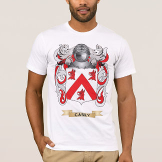 Casey Coat of Arms (Family Crest) T-Shirt