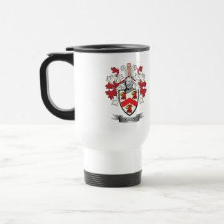 Casey Coat of Arms Travel Mug