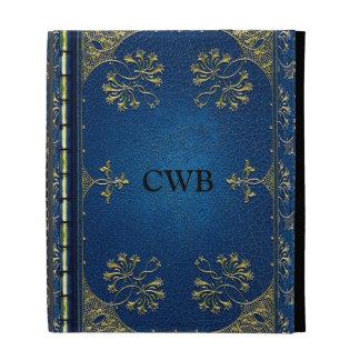 Casgraine Denny Victorian Old Book Style iPad Folio Cover