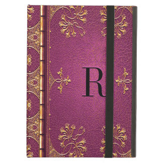 Casgraine Kam Monogram iPad Air Cover