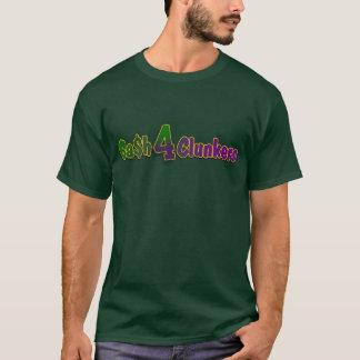 Cash 4 Clunkers Green Bay Packer shirt