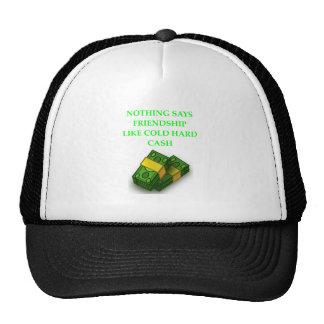 CASH CAP