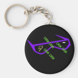 Cash Cash Band Sunglass Keychain