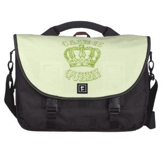 Cash is Queen Laptop Computer Bag
