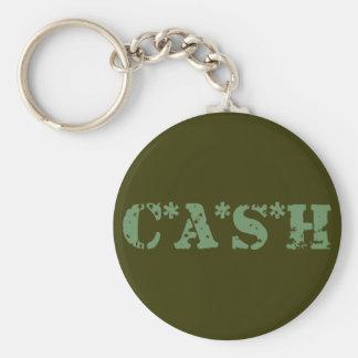 CASH KEY RING