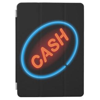 Cash neon. iPad air cover