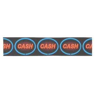 Cash neon. short table runner