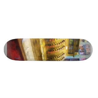 Cash Register in Pharmacy Skate Deck