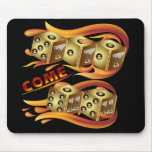Casino Dice  7 come 11 Mouse Pads