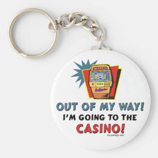 Casino Lovers Key Ring