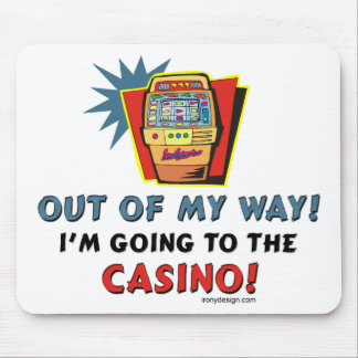 Casino Lovers Mouse Mat